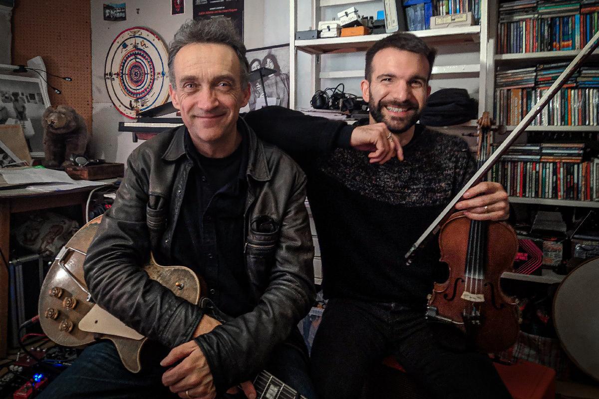 Justin Adams & Mauro Durante